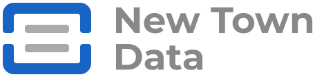 New Town Data logo